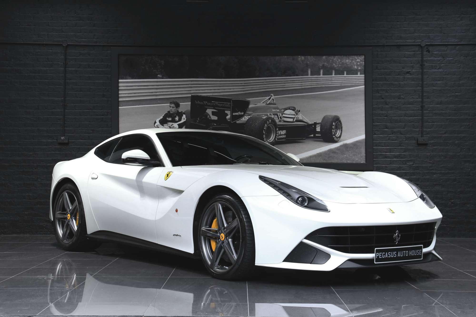 Lhd Ferrari F12 Pegasus Auto House
