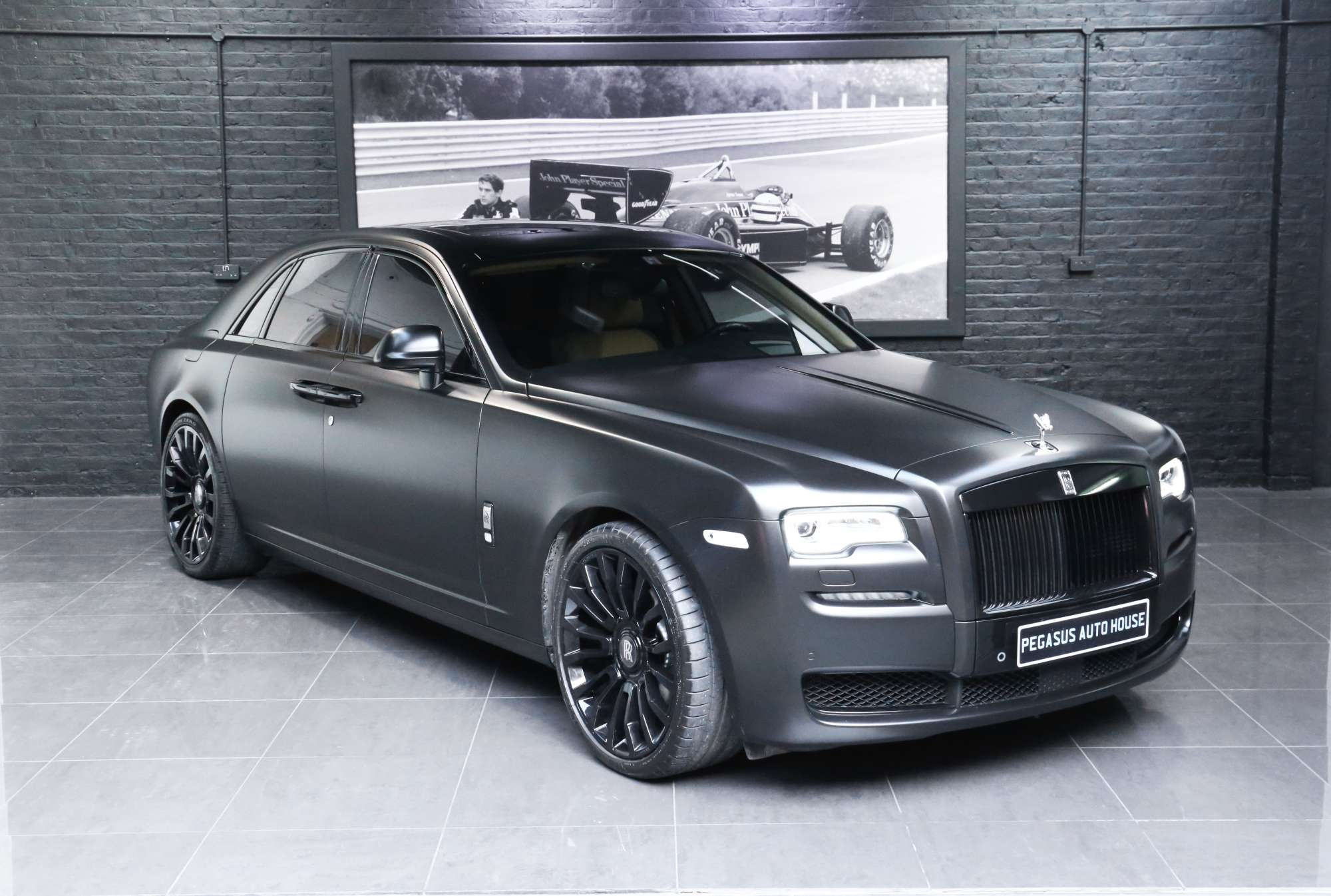 lhd rolls royce ghost pegasus auto house. Black Bedroom Furniture Sets. Home Design Ideas