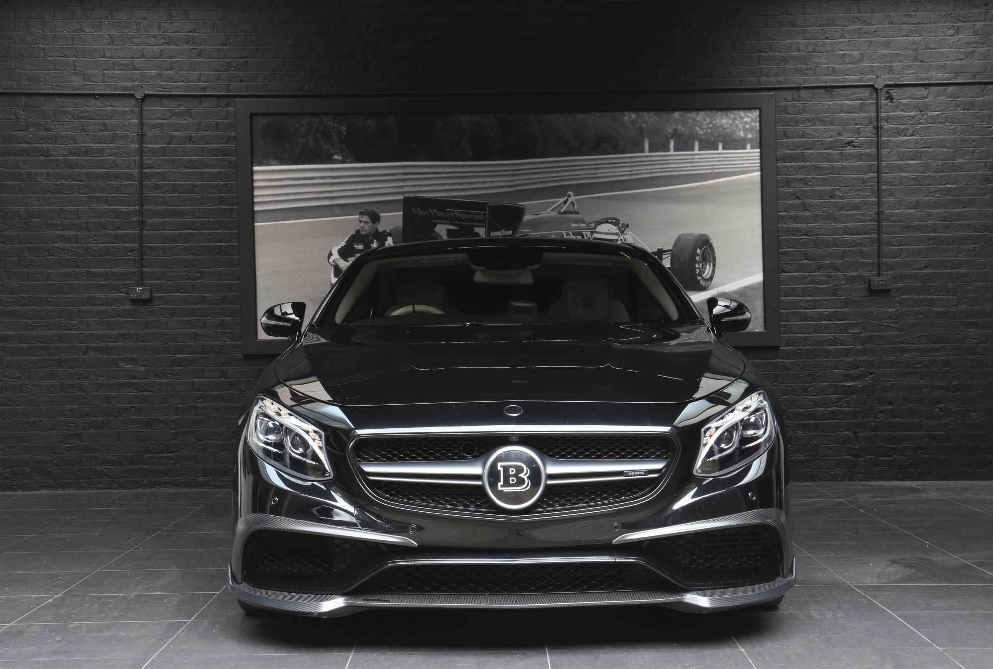 Rhd mercedes benz brabus s63 coupe pegasus auto house for Mercedes benz tysons hours