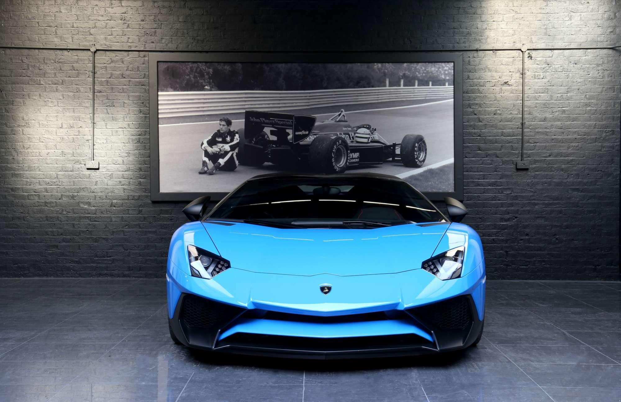 High Mileage Cars >> LAMBORGHINI AVENTADOR LP750-4 SV ROADSTER - Pegasus Auto House