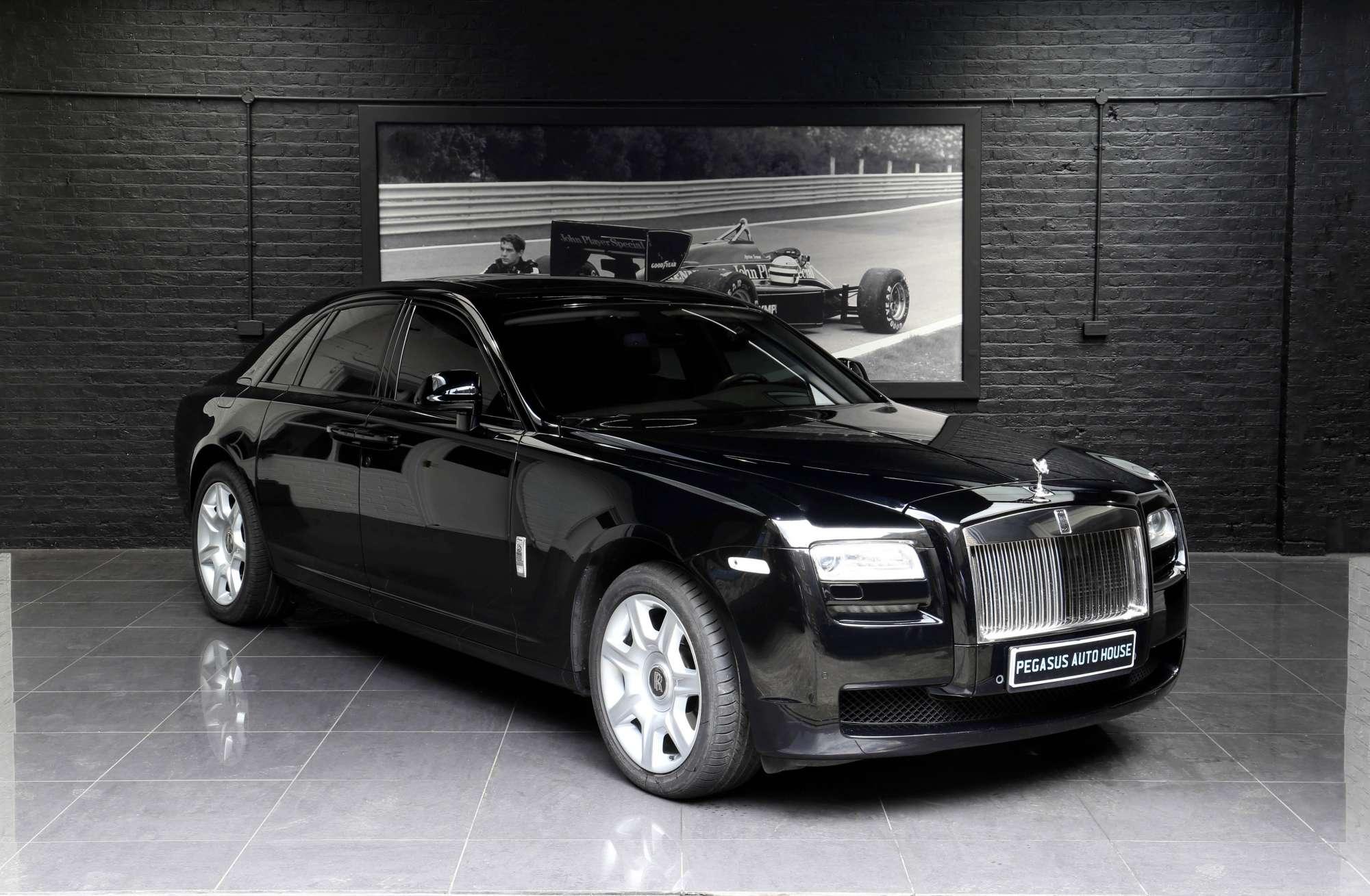 Rolls Royce Ghost Pegasus Auto House