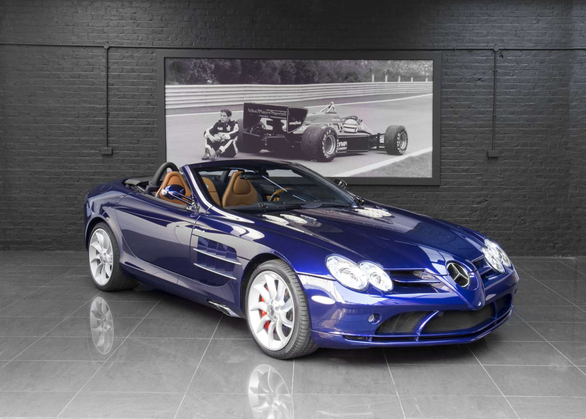 Mercedes benz slr mclaren roadster pegasus auto house for Mercedes benz slr mclaren price