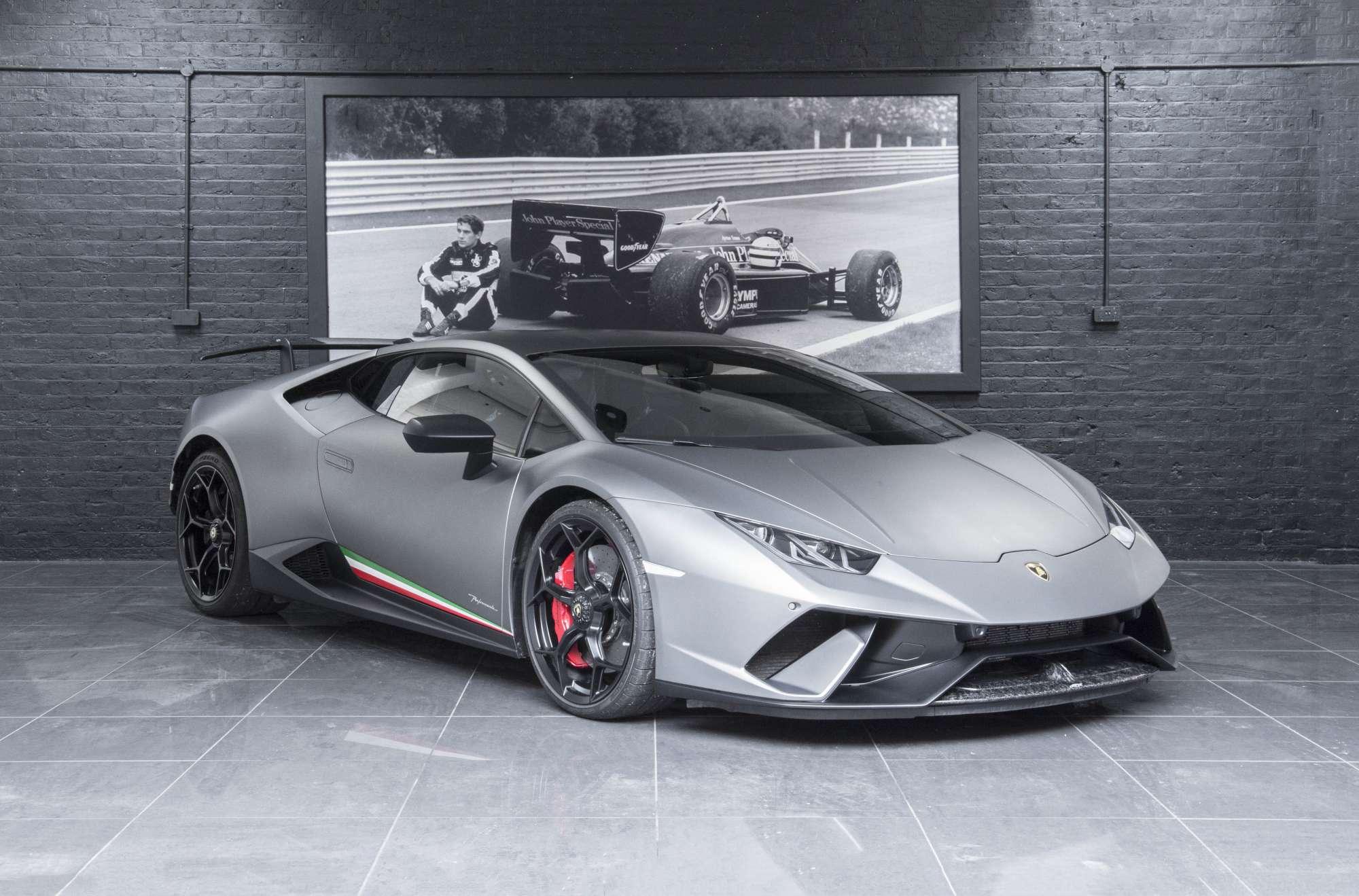 Lamborghini Aventador Black Price >> LHD Lamborghini Huracan Performante - Pegasus Auto House