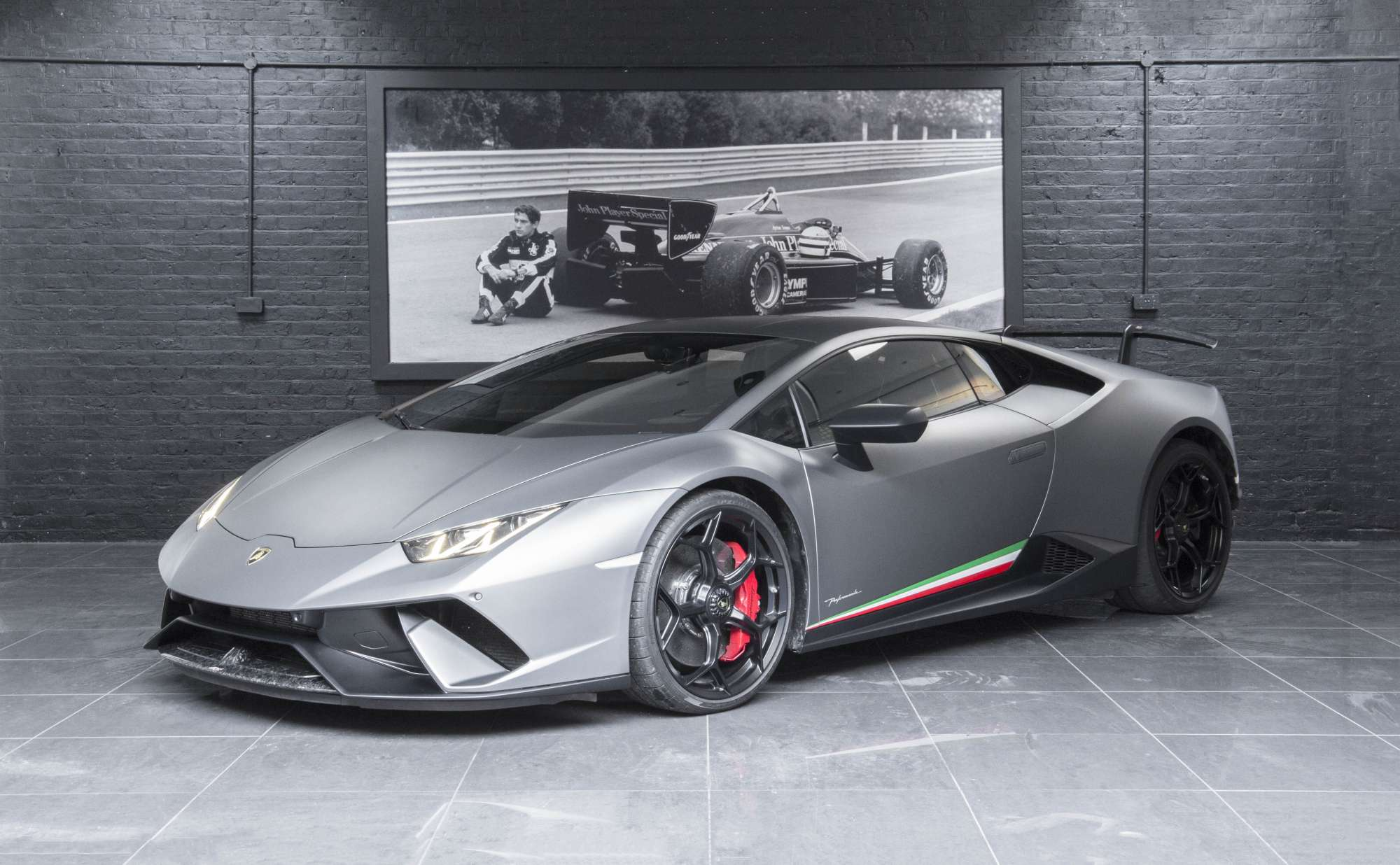 Lhd Lamborghini Huracan Performante Pegasus Auto House