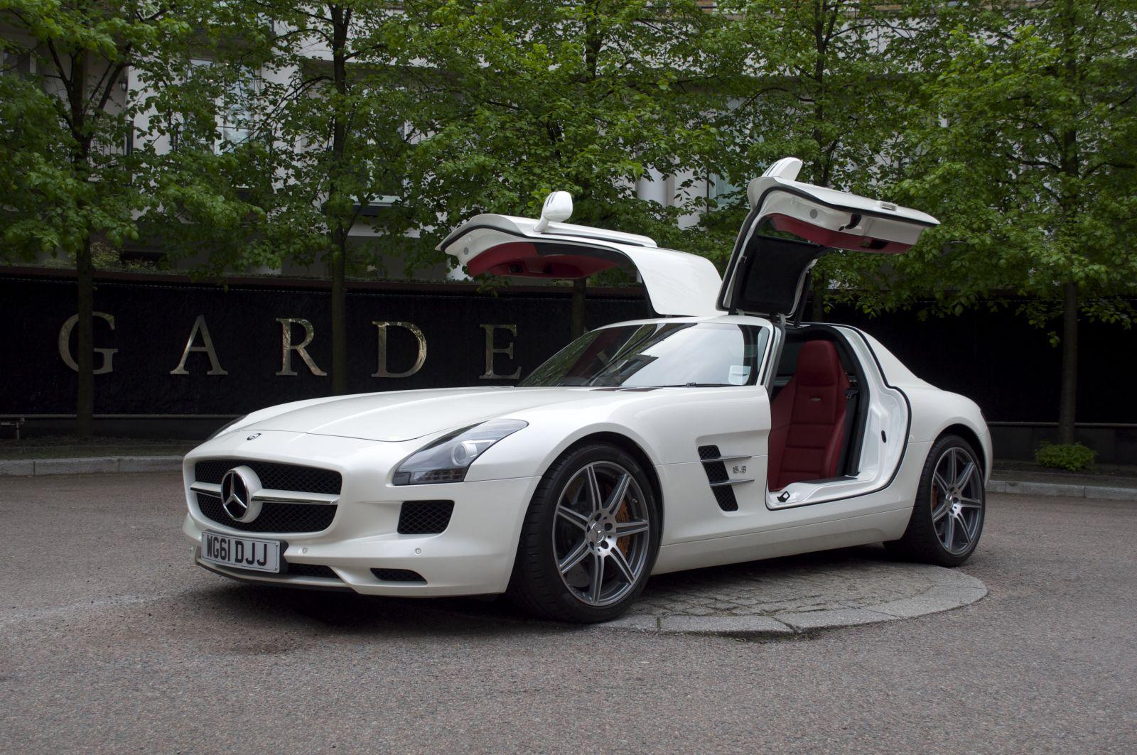 Rhd Mercedes Sls Amg Pegasus Auto House