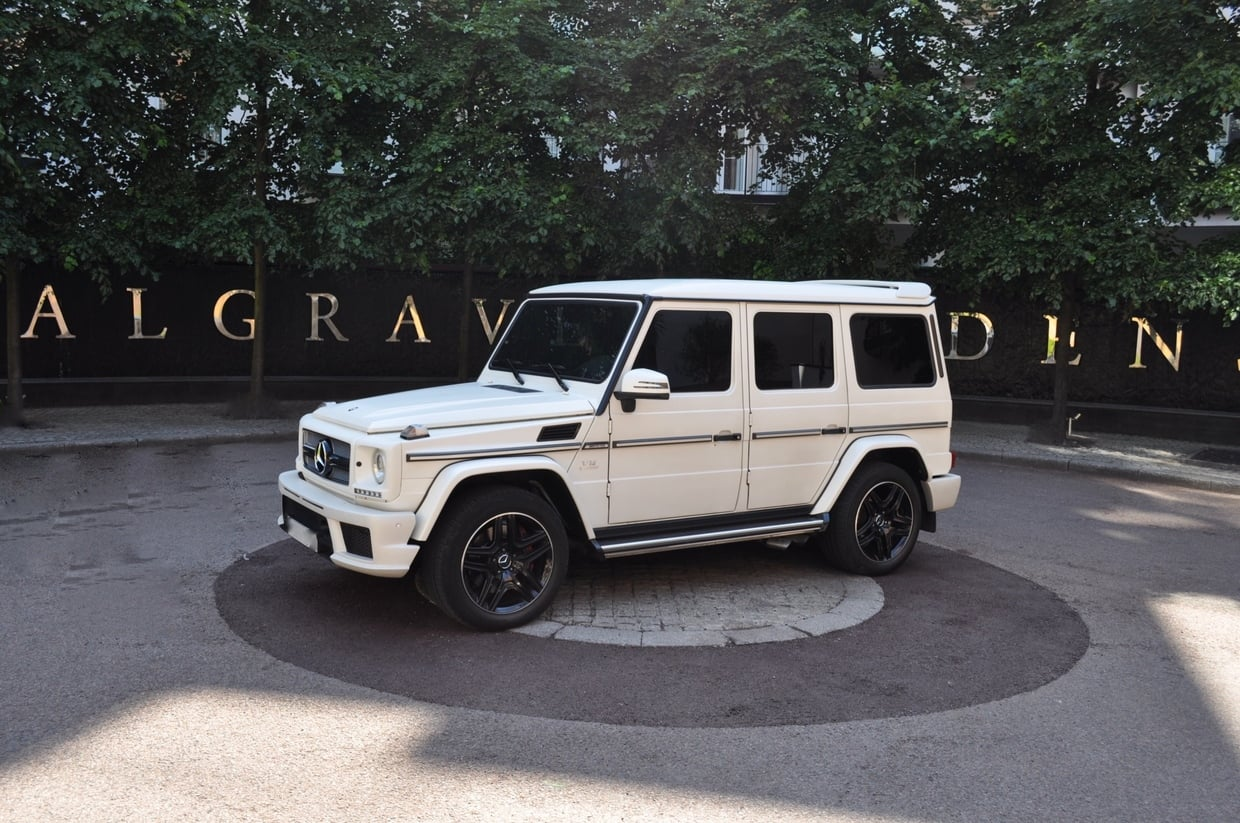 Remote Control Ball >> Mercedes-Benz G65 AMG - Pegasus Auto House