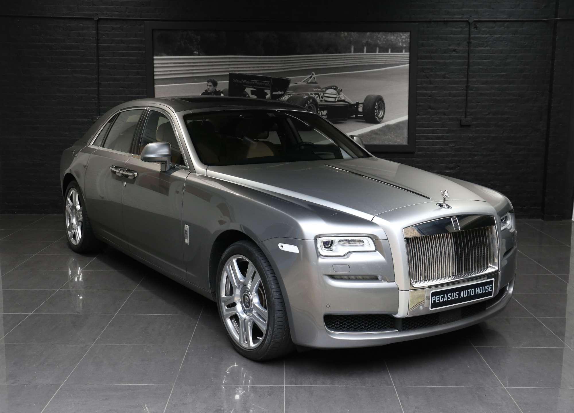 Rolls Royce Series Ii Ghost Pegasus Auto House