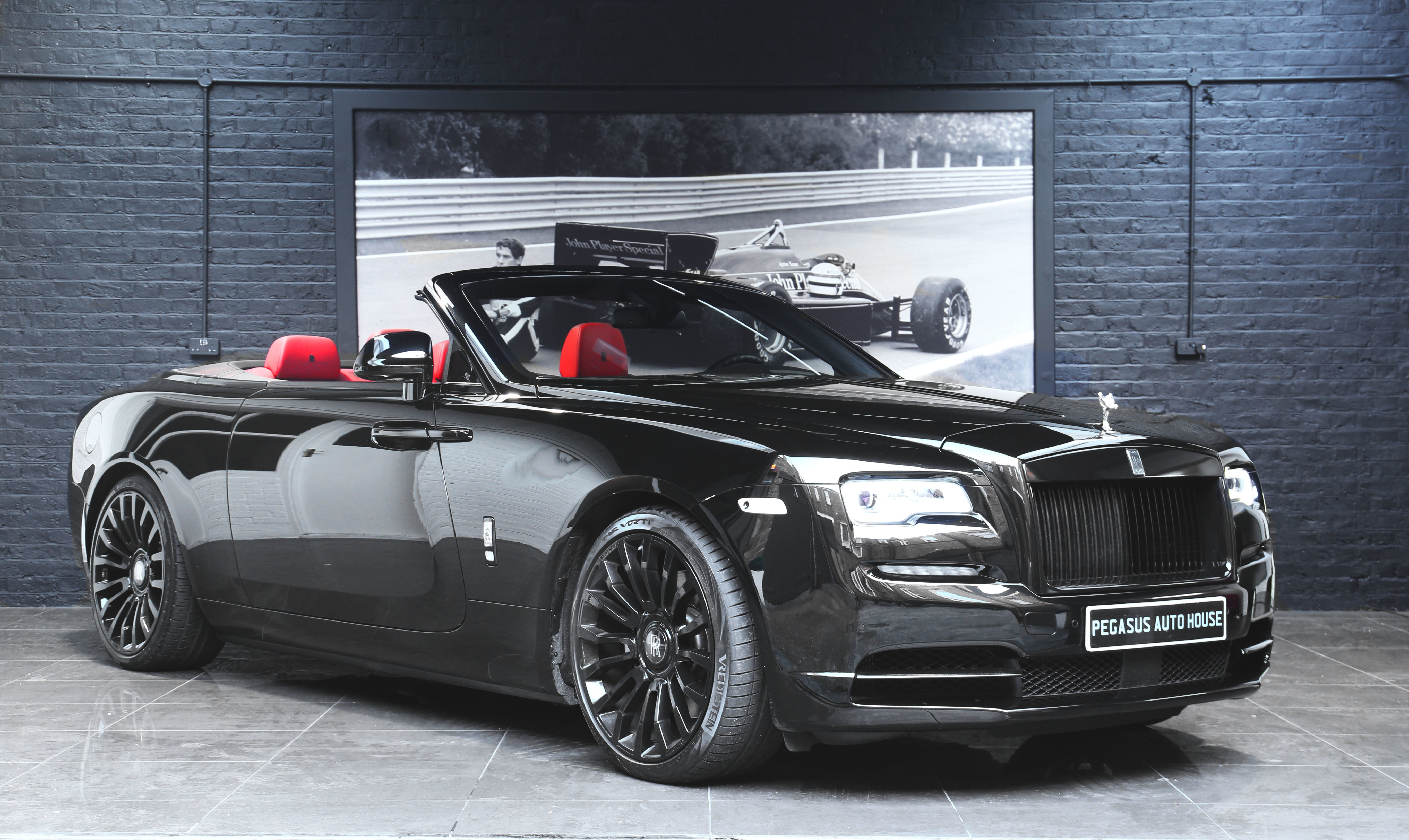 lhd rolls royce dawn pegasus auto house. Black Bedroom Furniture Sets. Home Design Ideas