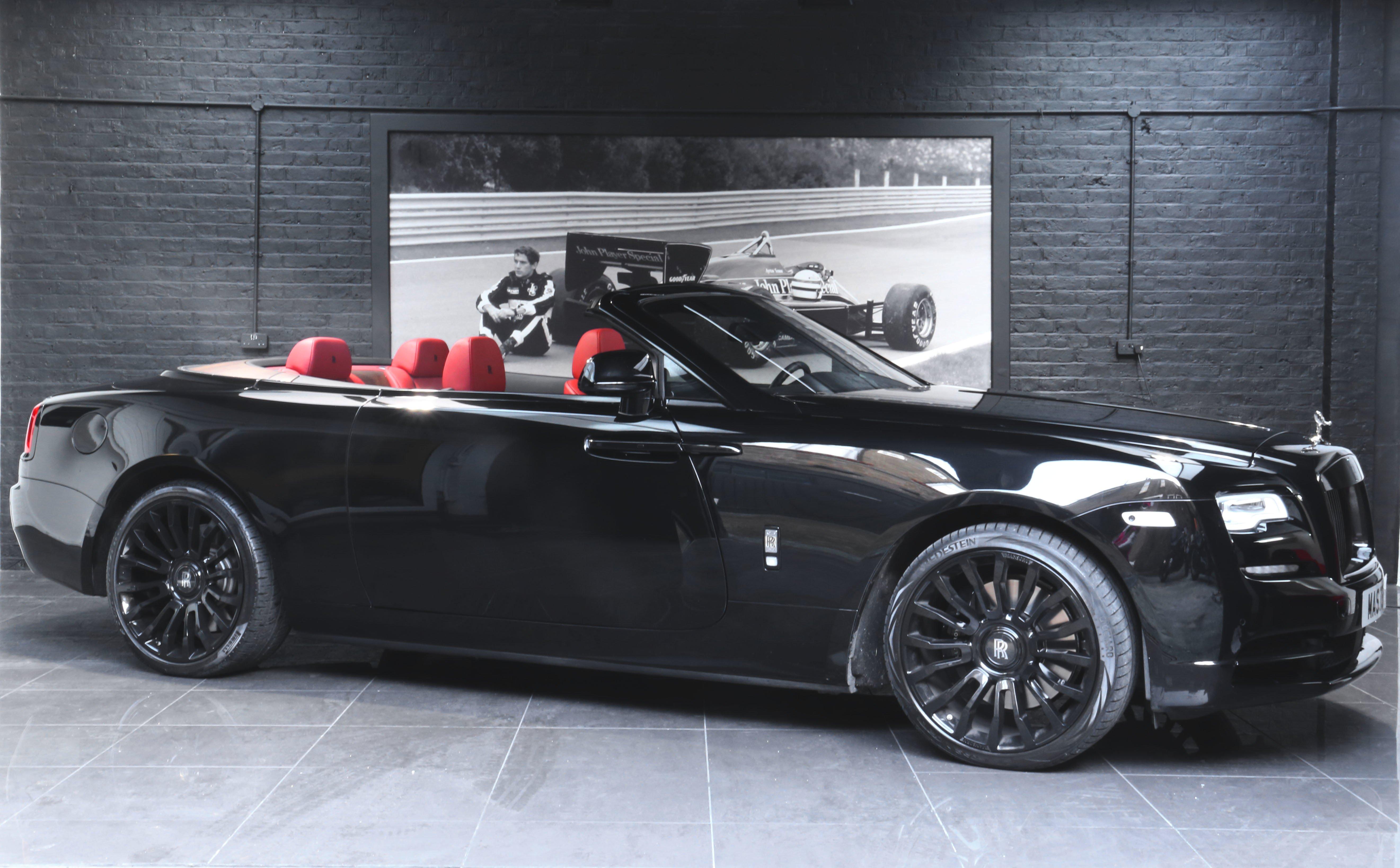 Lhd Rolls Royce Dawn Pegasus Auto House