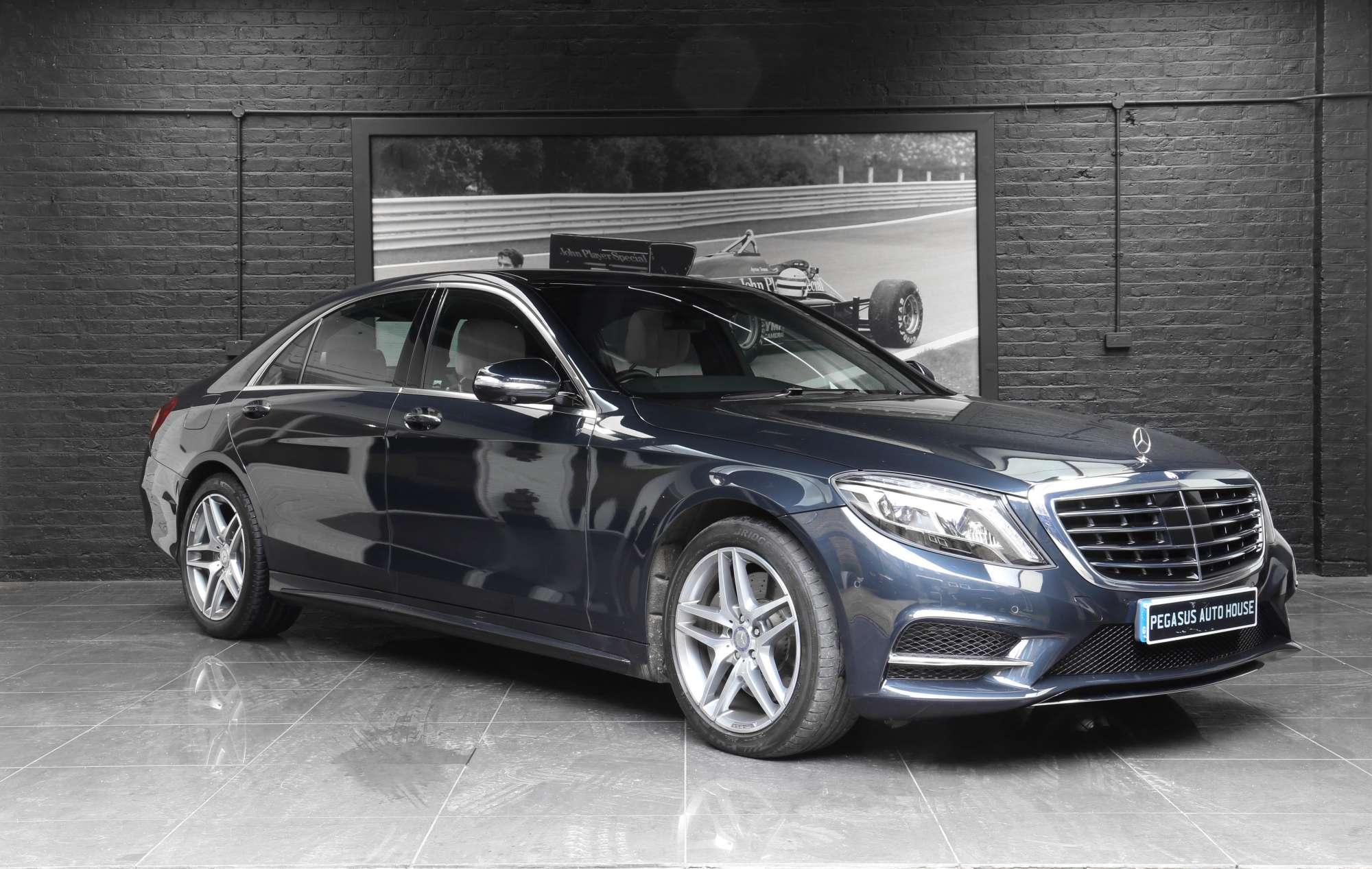 Mercedes Benz Parking Pass