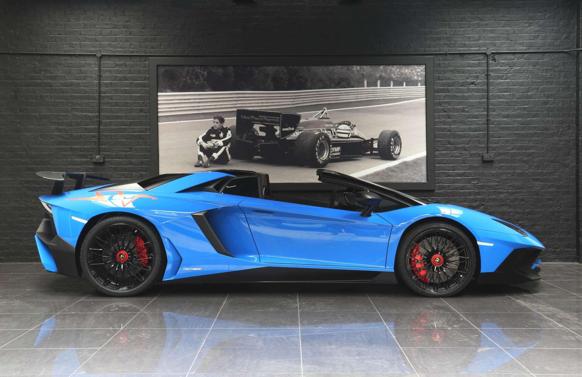 Lamborghini Aventador Lp750 4 Sv Roadster Pegasus Auto House