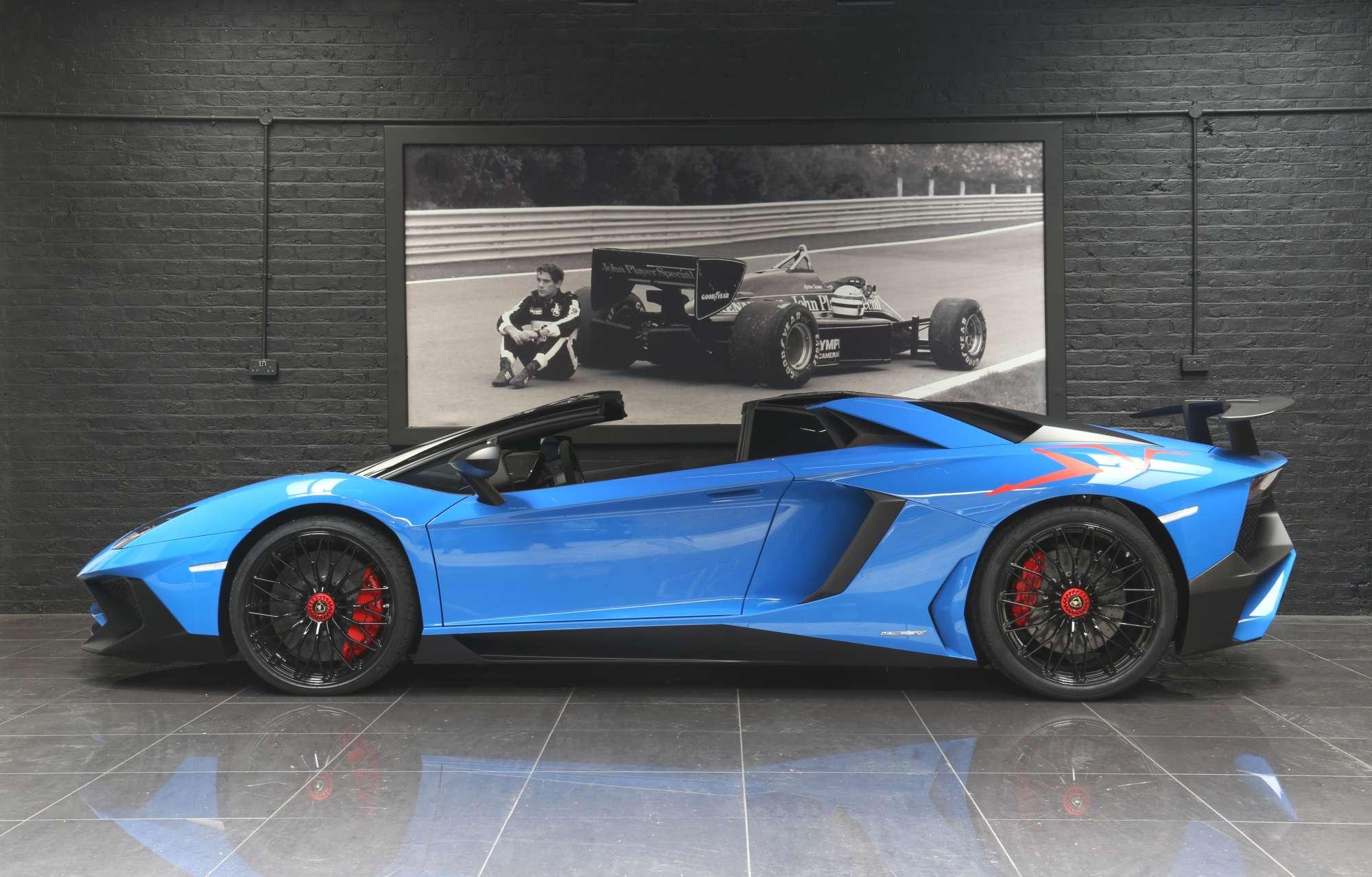Tesla Model S Interior >> LAMBORGHINI AVENTADOR LP750-4 SV ROADSTER - Pegasus Auto House