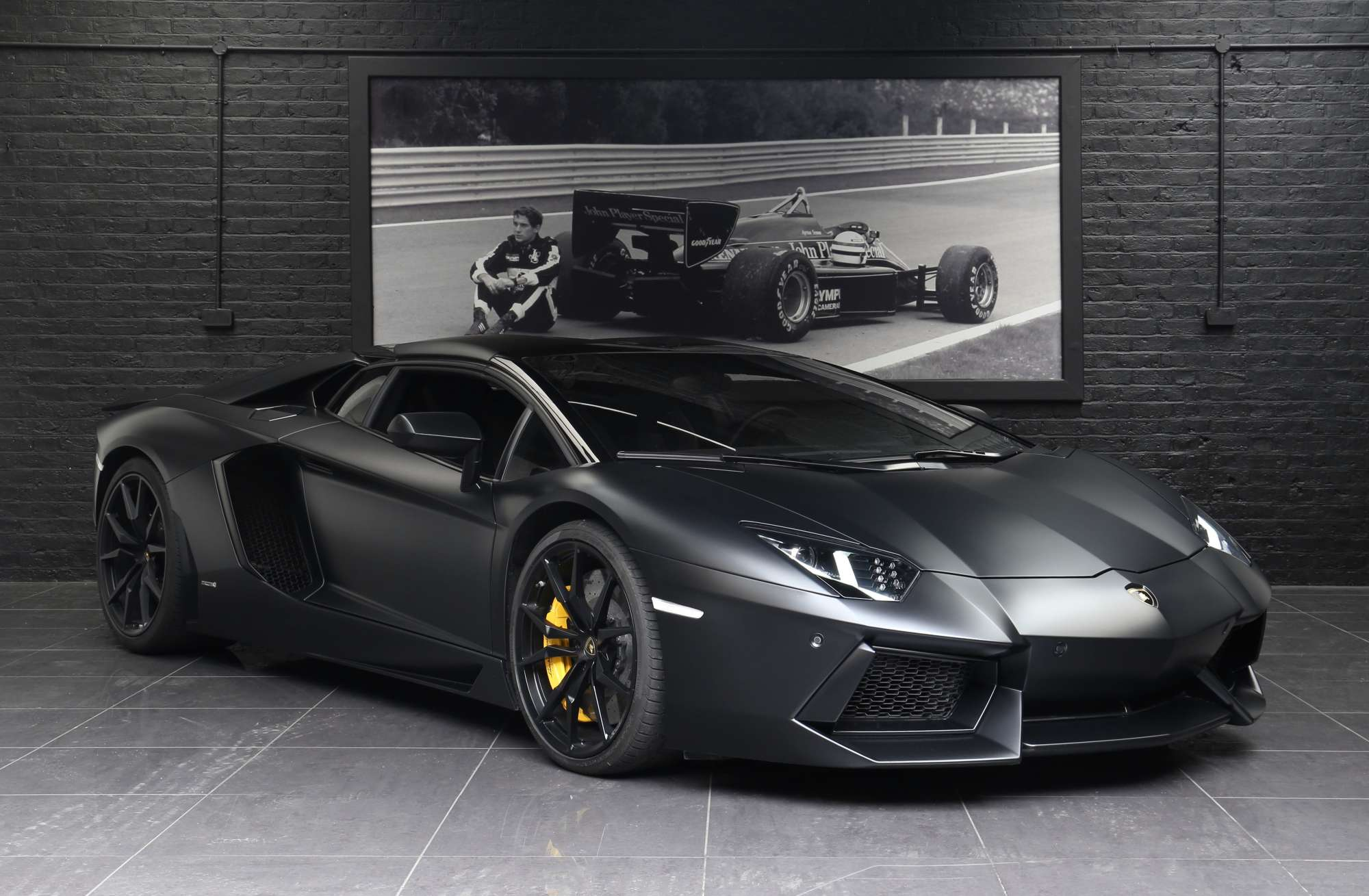 Program Car Garage Door Opener >> LHD LAMBORGHINI AVENTADOR ROADSTER - Pegasus Auto House