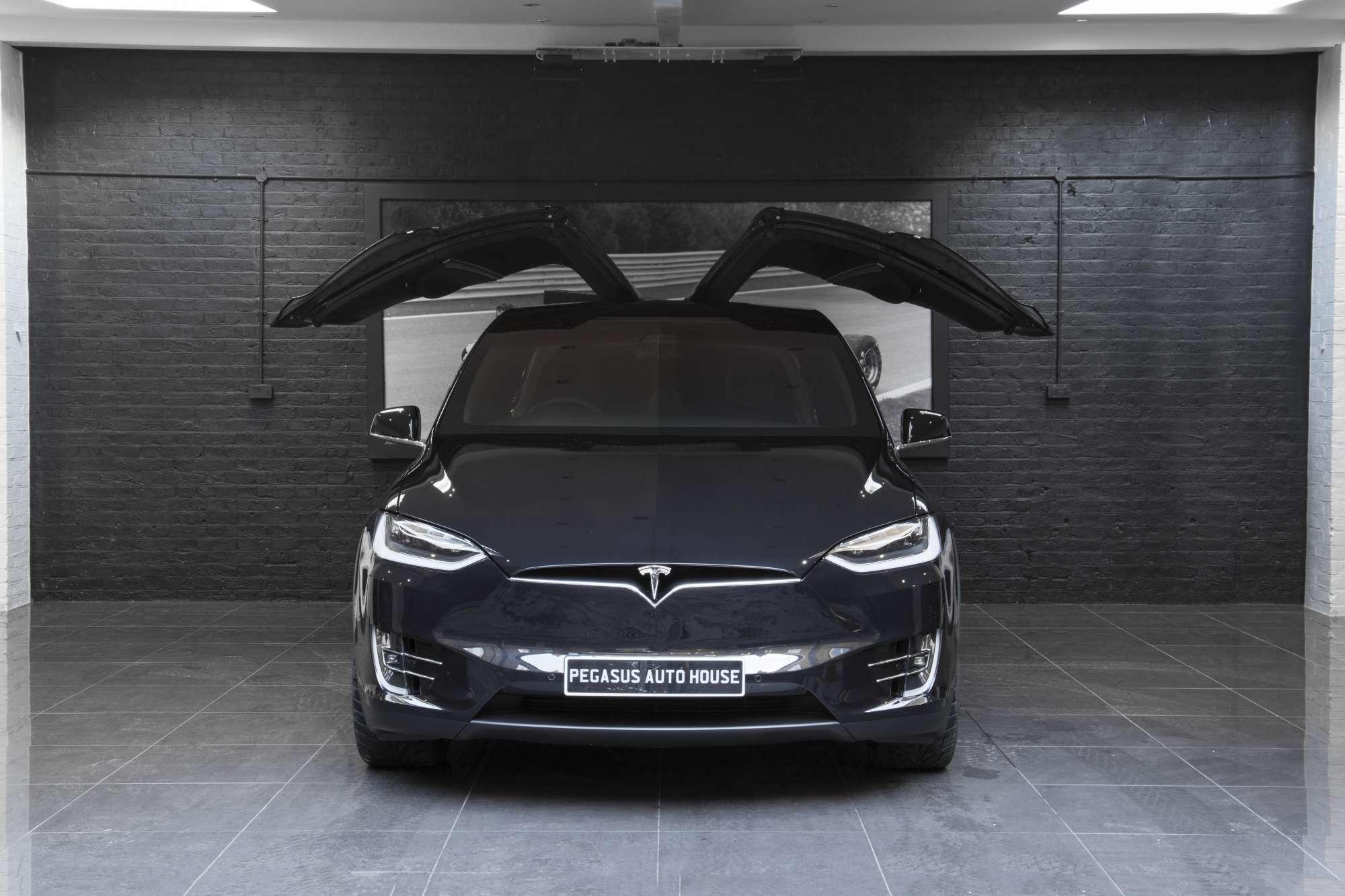 Tesla Model X 100d Pegasus Auto House