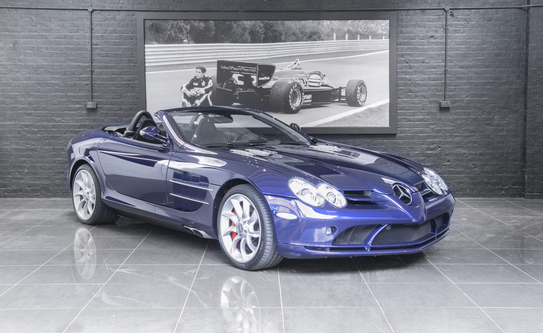 Import Auto Sales >> MERCEDES-BENZ SLR MCLAREN ROADSTER - Pegasus Auto House