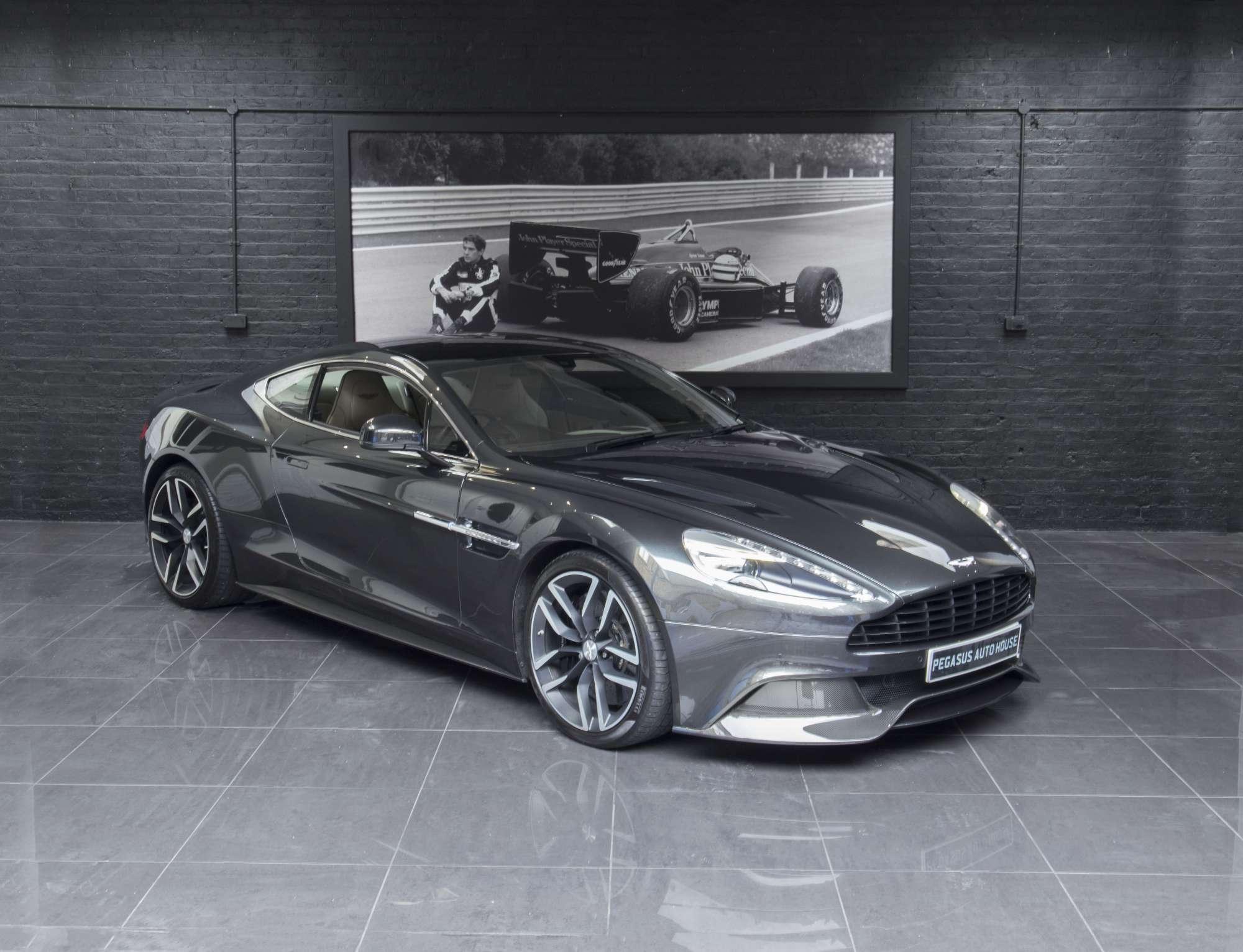Aston Martin Vanquish Zf 8 Speed Gear Box Pegasus Auto House