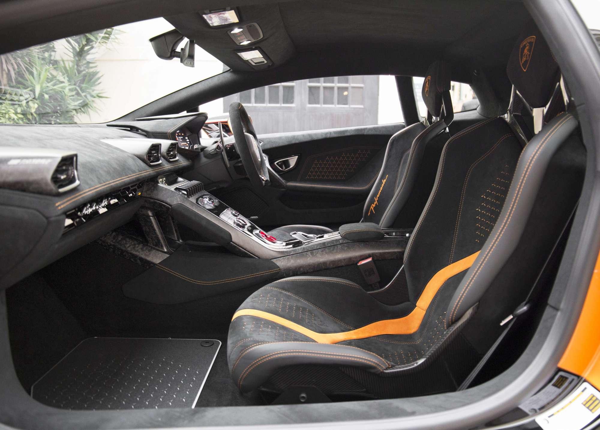 Lamborghini Huracan Performante Pegasus Auto House
