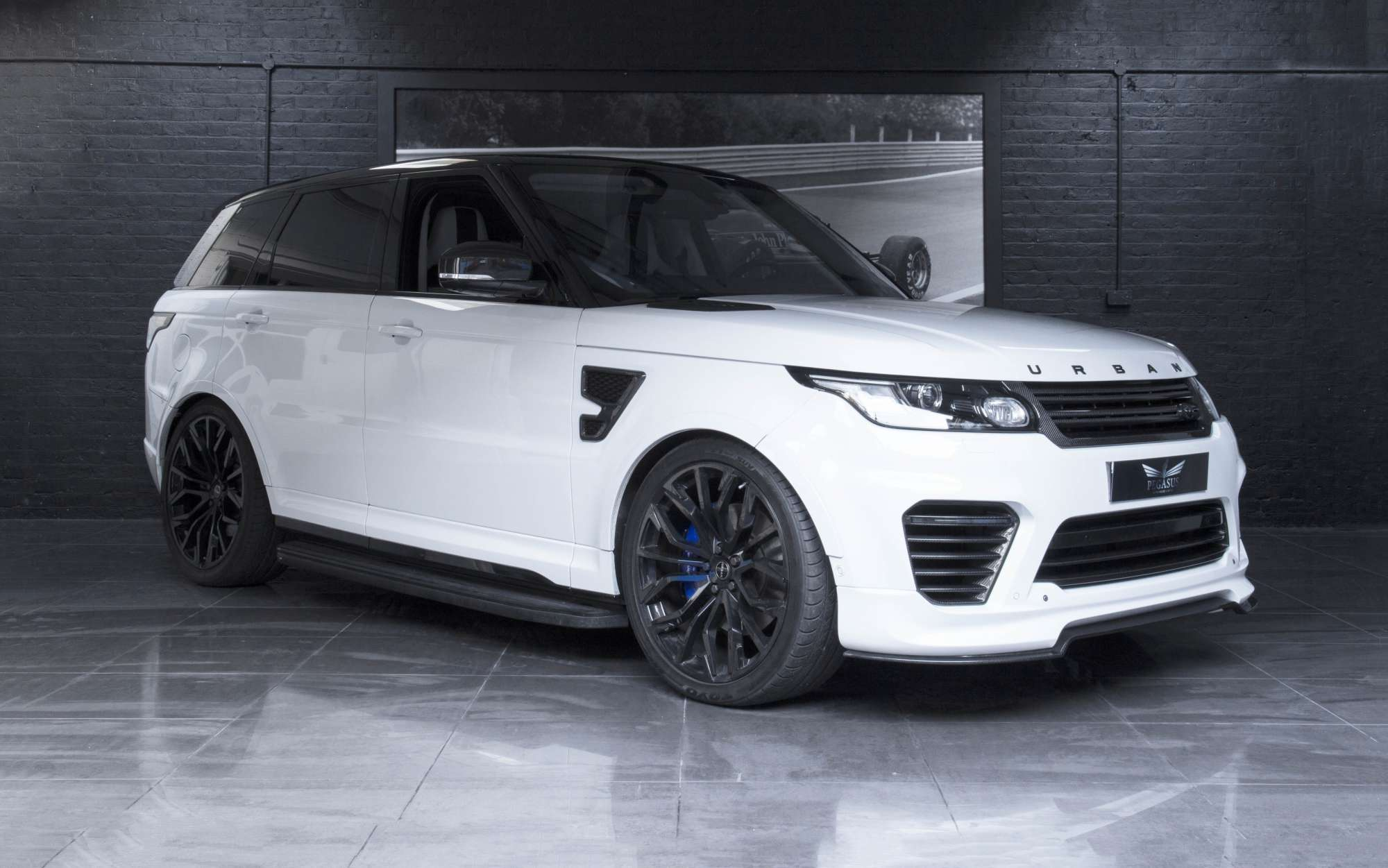 Range Rover Sport Svr Urban Automotive Pegasus Auto House