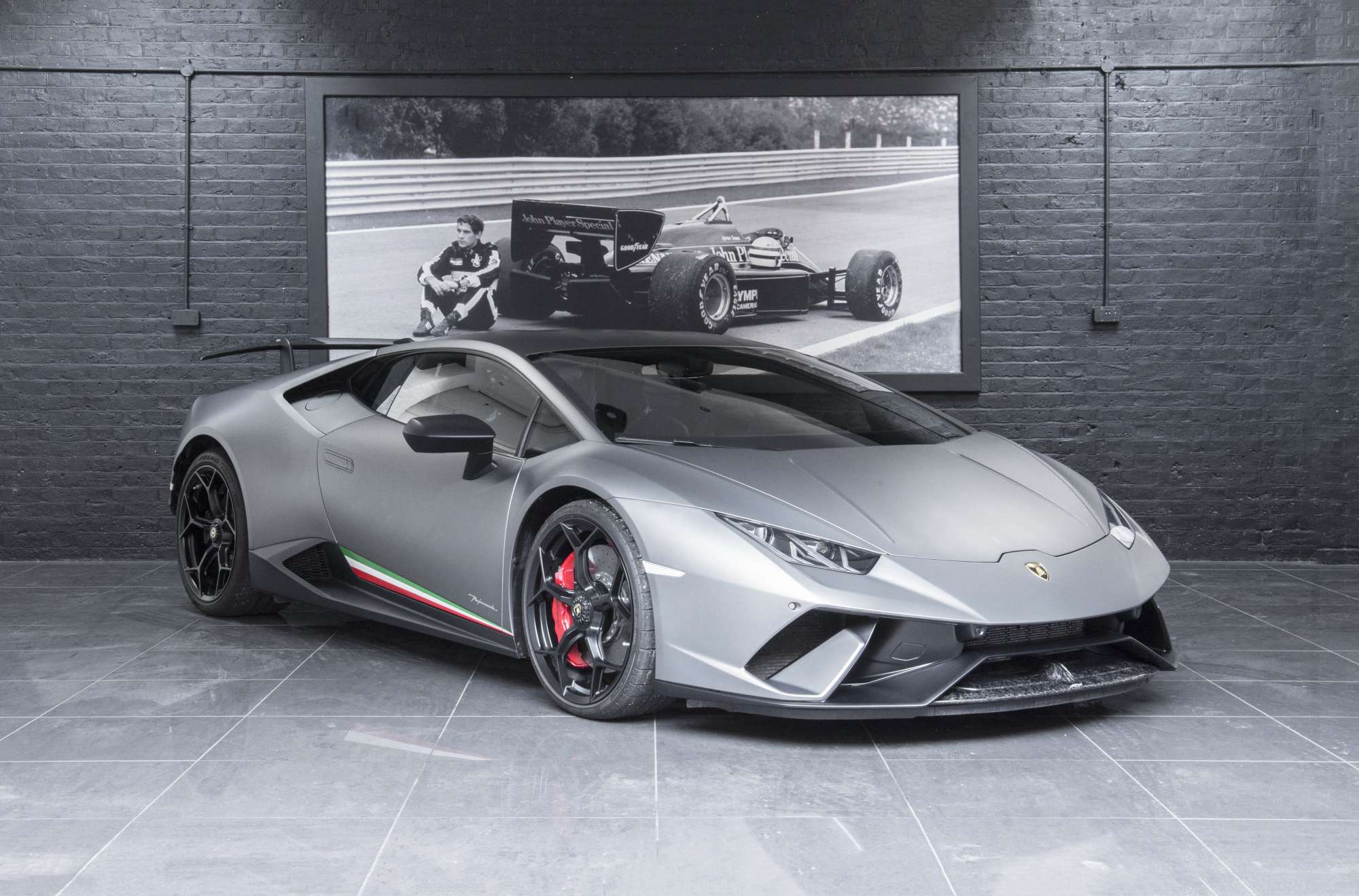 Lamborghini Car 2017 Model >> Lamborghini Huracan Performante - Pegasus Auto House