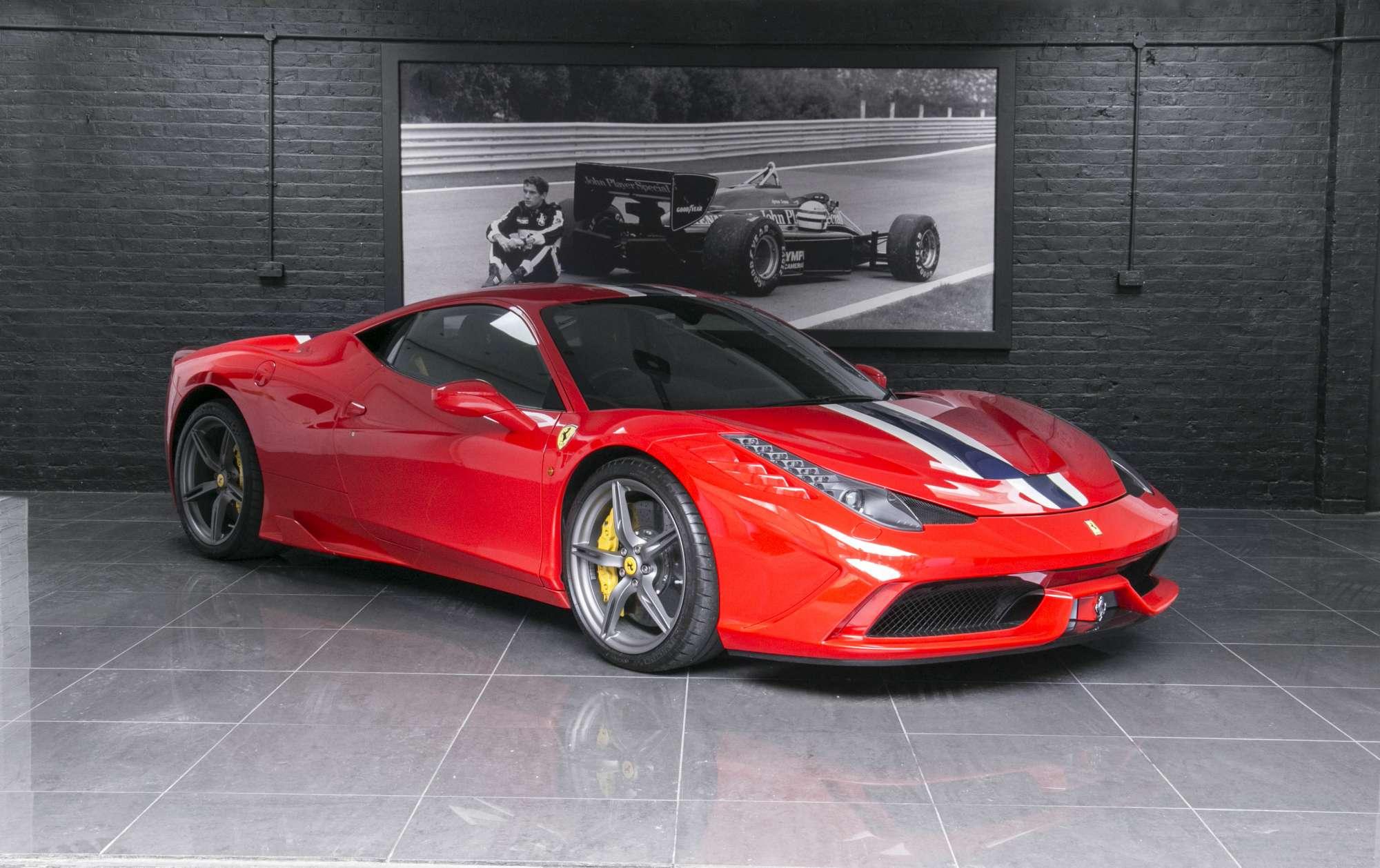 London Auto Sales >> RHD Ferrari 458 Speciale - Pegasus Auto House
