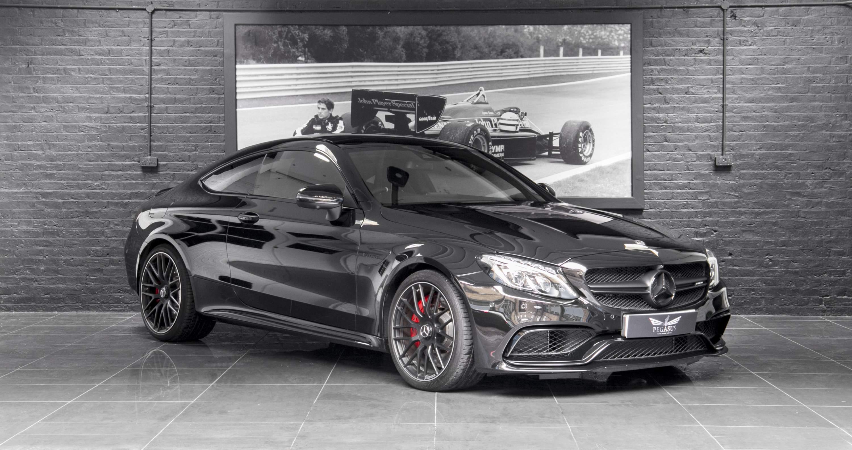 Mercedes benz amg c63 s premium pack pegasus auto house for Mercedes benz house
