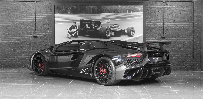 Lamborghini Aventador SV Roadster LP750-4 - Pegasus Auto House