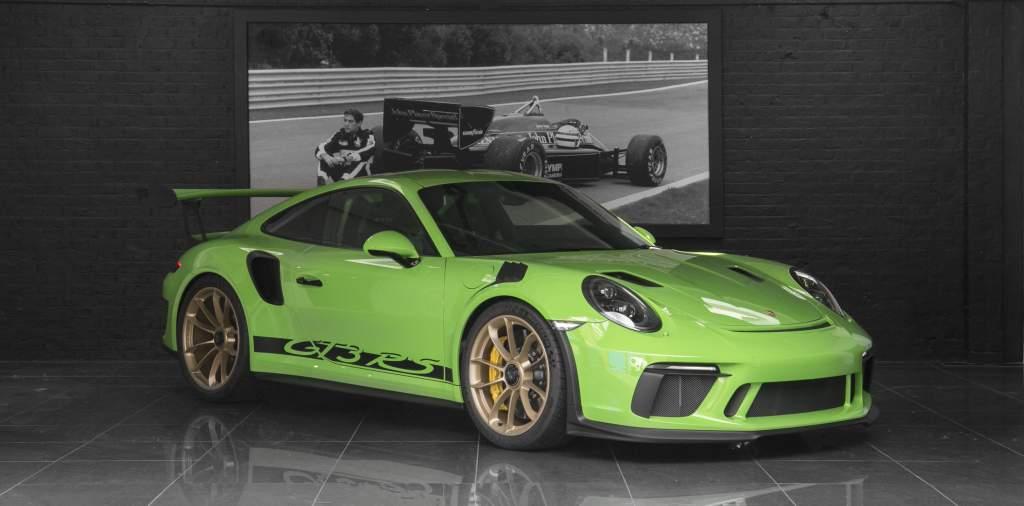 Porsche Gt3 Rs Price >> Porsche 991.2 GT3 RS - Pegasus Auto House