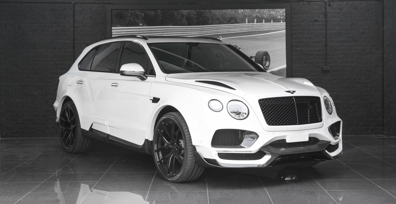 Bentley Bentayga Onyx Concept Gtx Pegasus Auto House