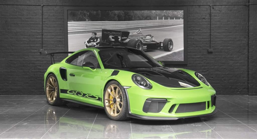 Porsche 991 2 Gt3 Weissach Rs Pegasus Auto House
