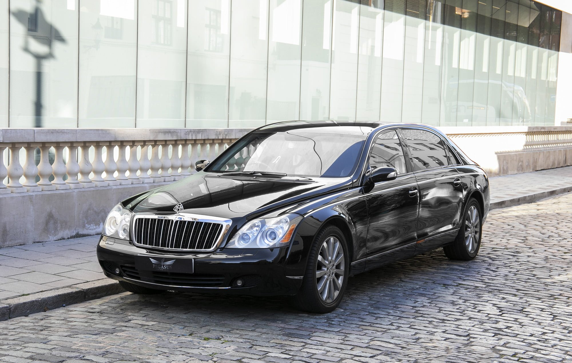 Bose Sound System >> Maybach 62 - Pegasus Auto House