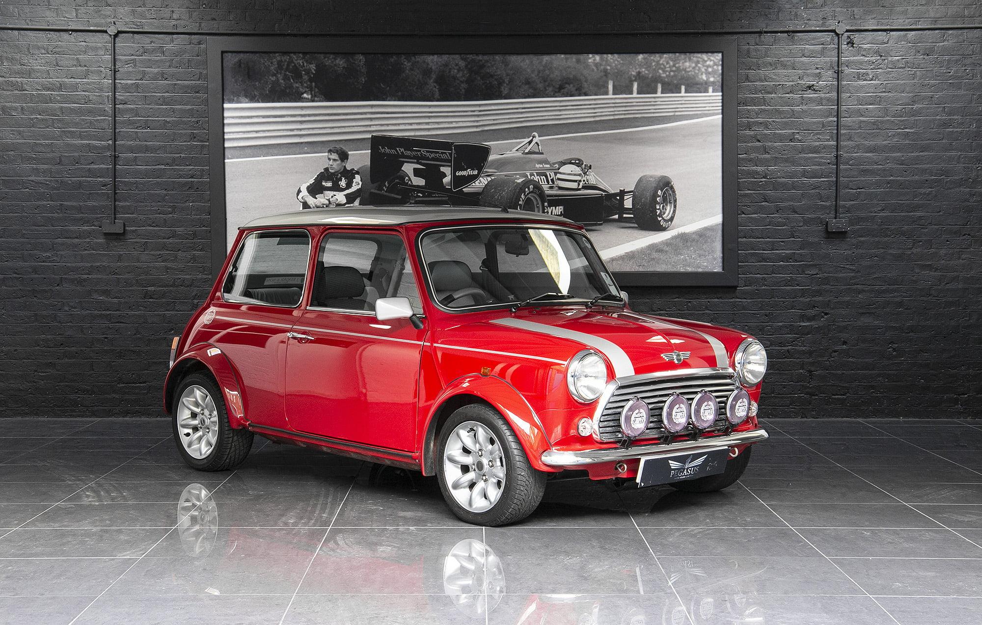 Rover Mini Cooper Sport Pegasus Auto House