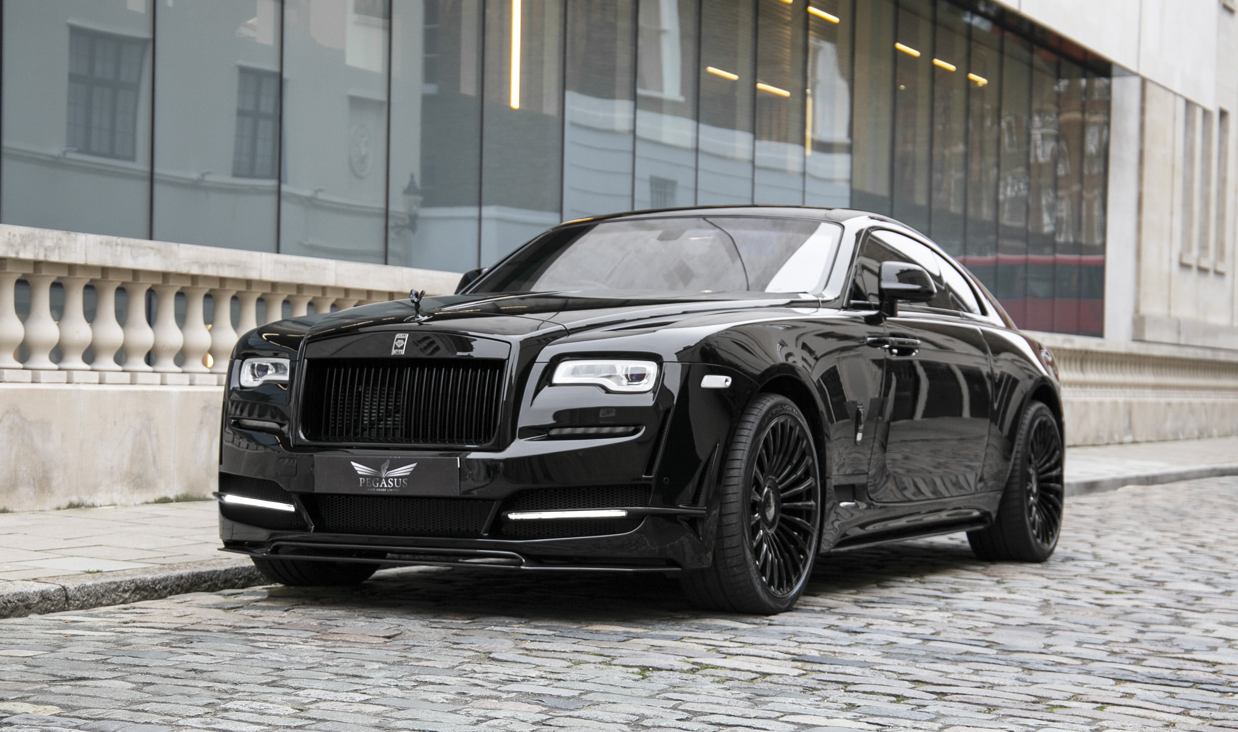 Central Auto Sales >> Rolls-Royce Wraith Onyx - Pegasus Auto House