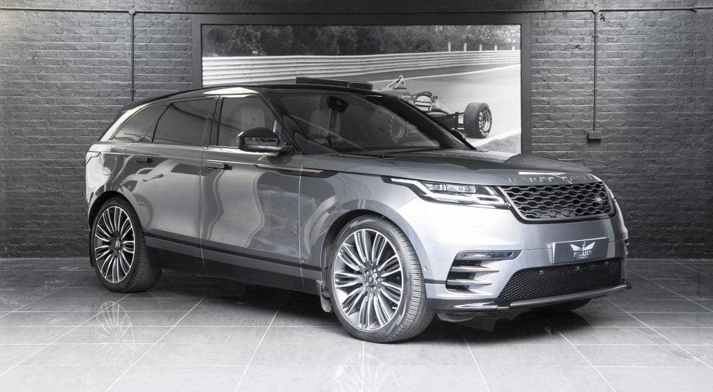 Windsor Auto Sales >> Range Rover Velar First Edition D300 - Pegasus Auto House