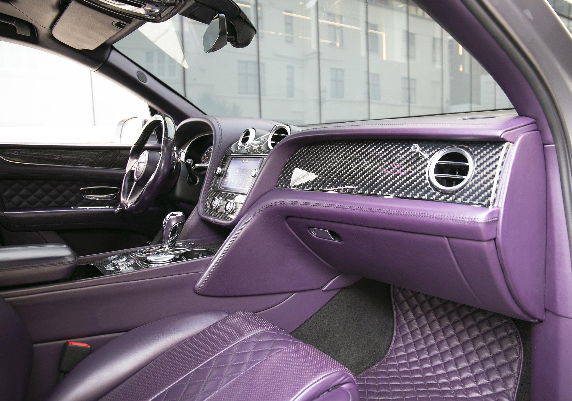 Bentley Bentayga Mansory Pegasus Auto House
