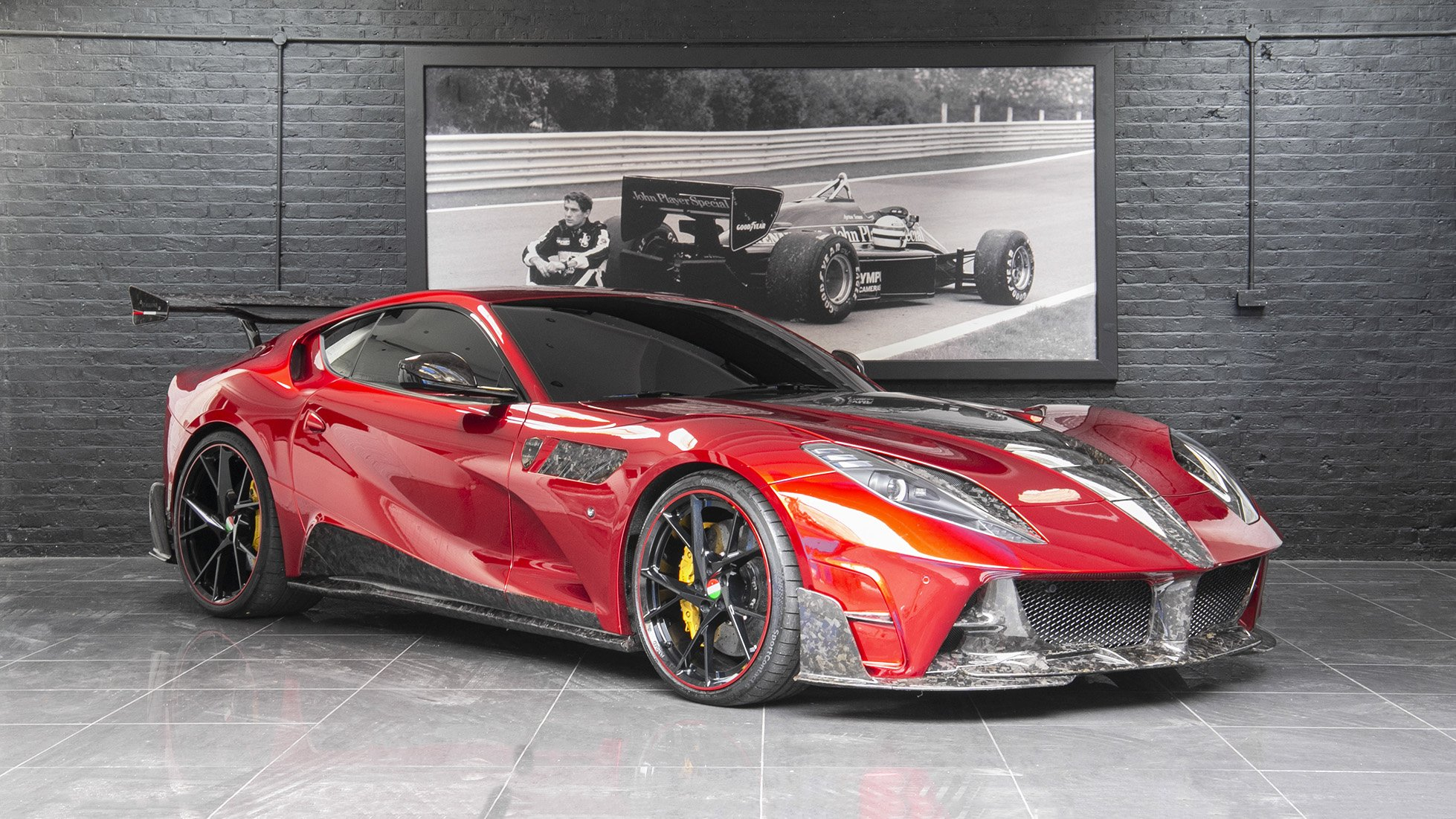 Ferrari 812 Superfast Body Kit