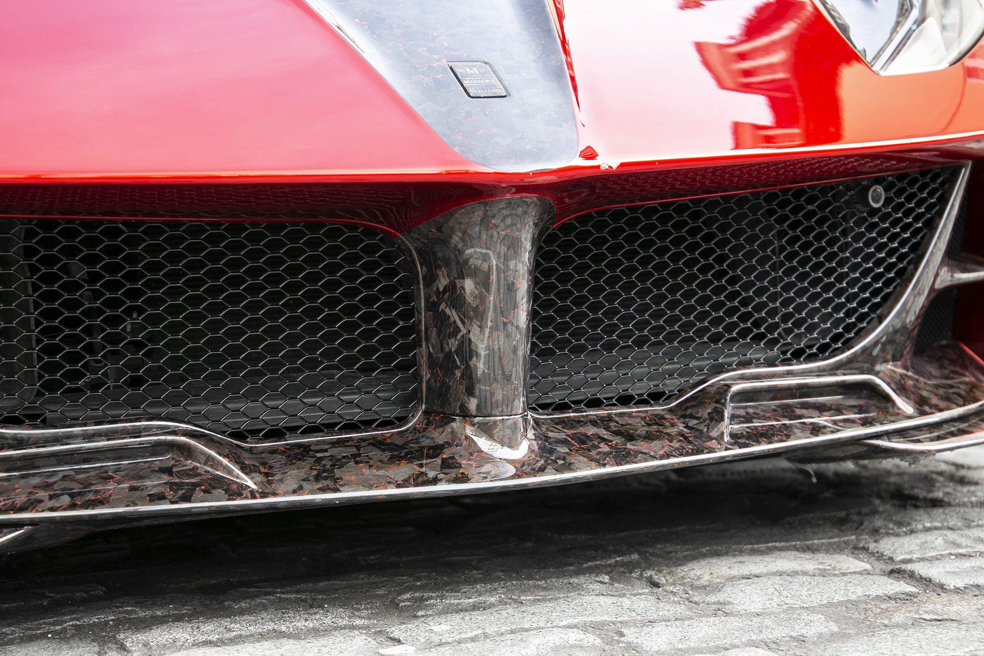 Ferrari 812 Stallone By Mansory Pegasus Auto House