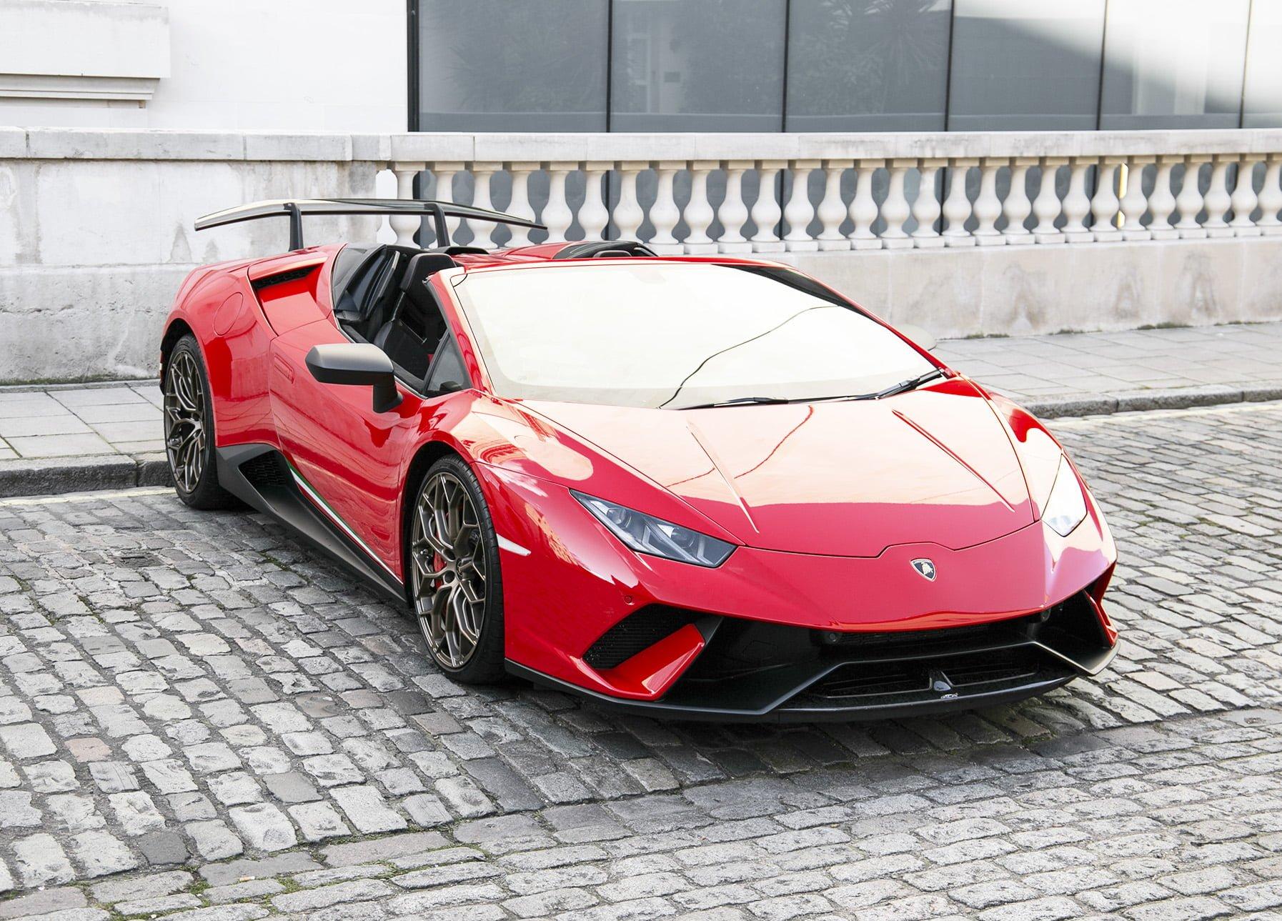 Dynamic Auto Sales >> Lamborghini Huracan Performante Spider LP640-4 - Pegasus Auto House