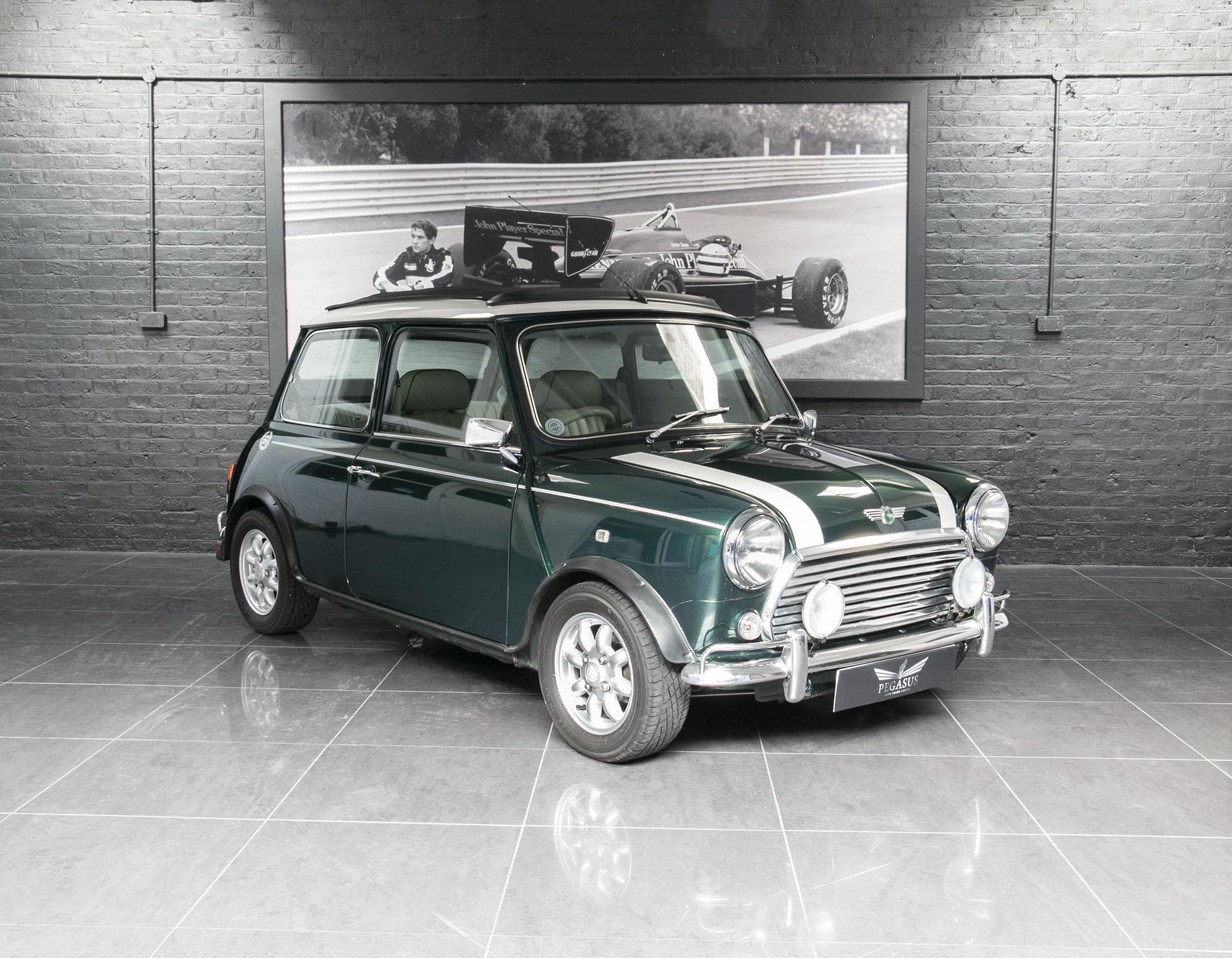 Rover Mini Cooper Pegasus Auto House
