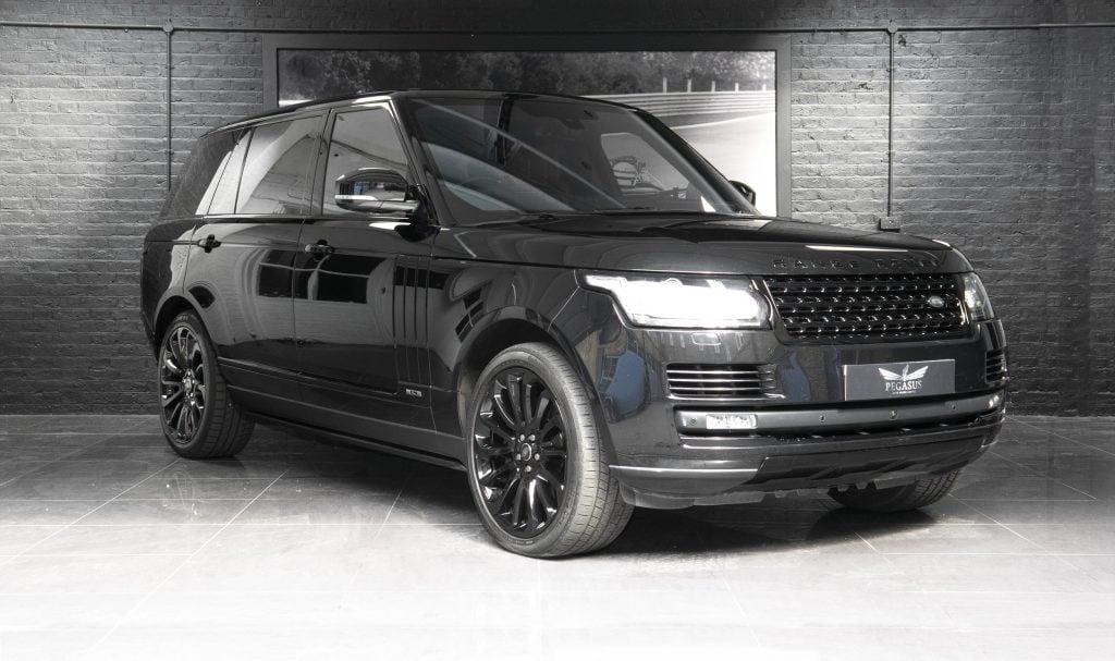 Land Rover Range Rover Autobiography Lwb Sdv8 Pegasus
