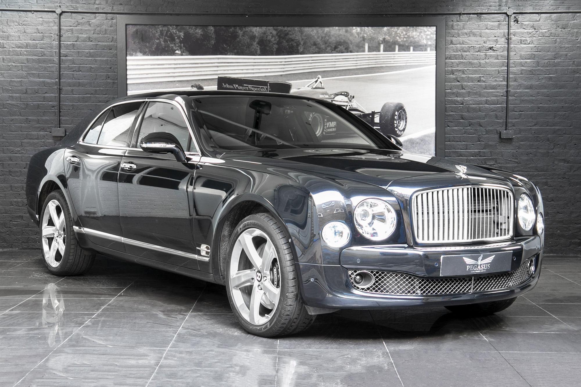 Bentley Mulsanne Speed Pegasus Auto House